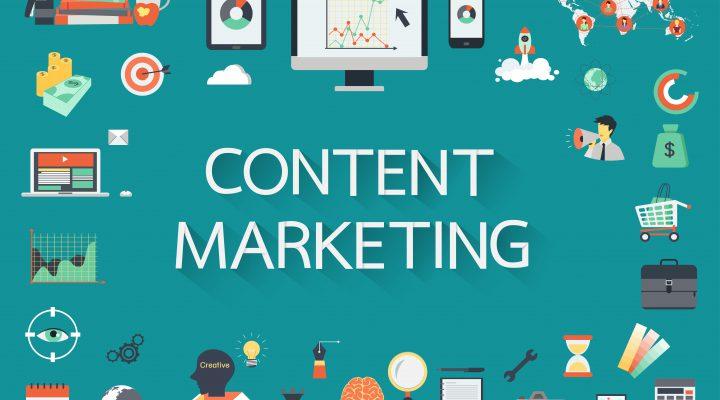 التسويق عبر المحتوى