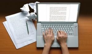 كتابة المقالات الصحفية