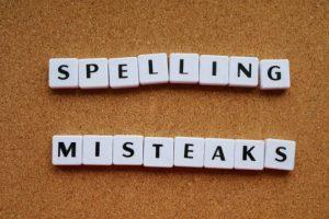 الأخطاء الإملائية الشائعة في اللغة العربية