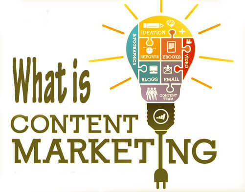 التسويق بالمُحتوى