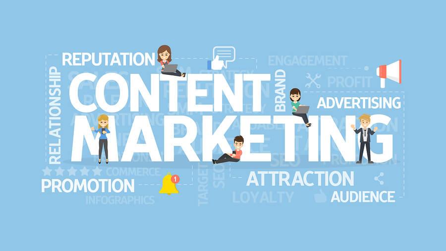 كتابة المحتوى التسويقي